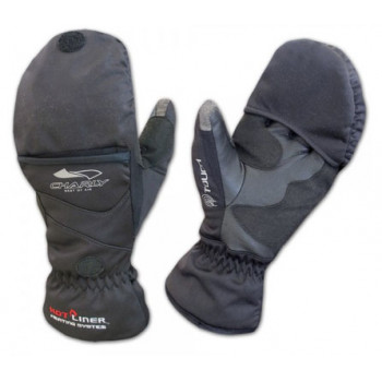 Charly TOUCH COMBI, 2-in-1 fingered gloves