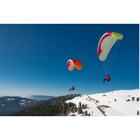 Gin Yeti 5 Hike and fly paraglider