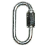 Screw lock link, diam. 6 mm