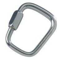 Trapezium screw lock link