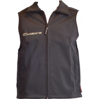 Ozone Windvest Mens Black