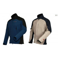 Gin Hybrid softshell jacket