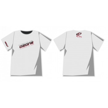 TECHNICAL SHORT SLEEVE T IN WHITE
