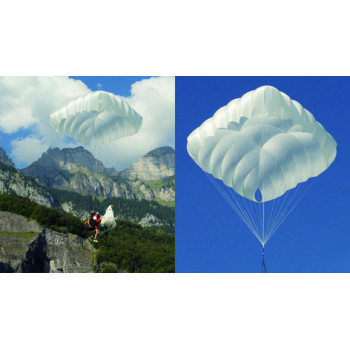 Ozone Angel Square 220 tandem noodchute