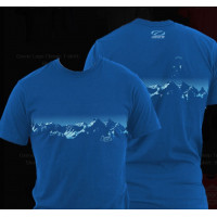 Ozone T-shirt Blue Mountain