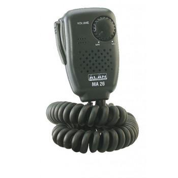 Speaker/microfoon Alan MA 26 L