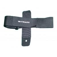 Skytraxx beenhouder met klittenband